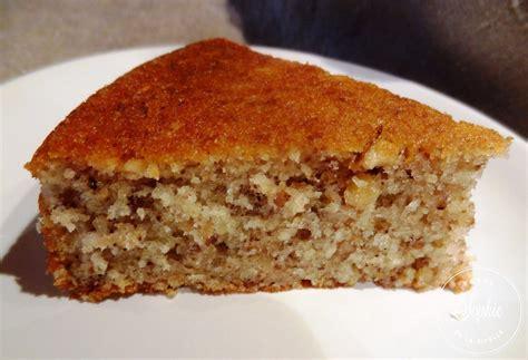 recettes cuisine rapide gâteau facile aux noix et en plus rapide la
