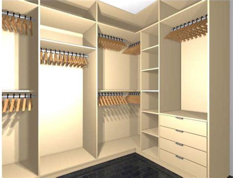 Closet Ideas For Master Bedroom by Walk In Closet Idea Bedroom Decor En 2019