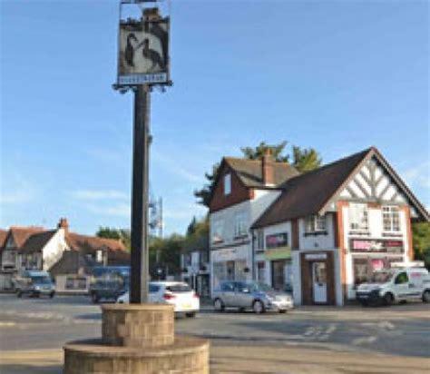 storrington west sussex attractive south downs village