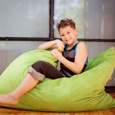 comfy bean bag chairs kids  bean bag chairs