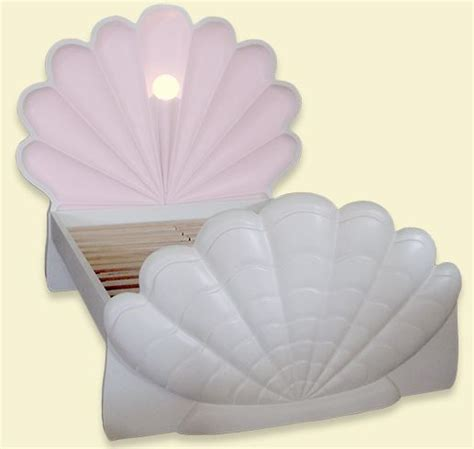 olivias  mermaid collection shell bed eventually