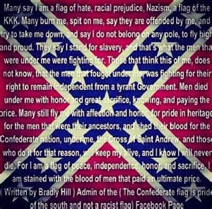 Confederate Flag Meaning Quotes