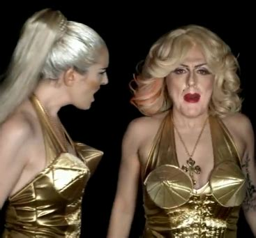 Weird Al Yankovic Spoofs Lady Gaga Perform This Way
