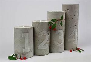 Kann Man Beton Auf Beton Gießen : diy beton kupfer kerzenst nder mit pr gung ~ Markanthonyermac.com Haus und Dekorationen