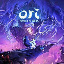 Ori And The Will Of The Wisps Wikipedia