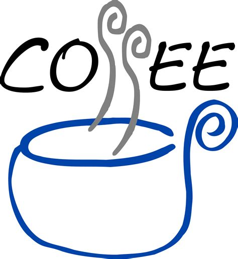 Cup Clip Coffee Clipart Coffee Mug Pencil And In Color Coffee