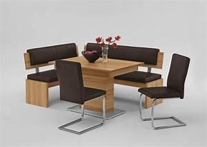 Tisch Und Stühle Zu Verschenken : niehoff nina essgruppe f r esszimmer speisezimmer mit eckbank tisch 2 st hle ebay ~ Markanthonyermac.com Haus und Dekorationen