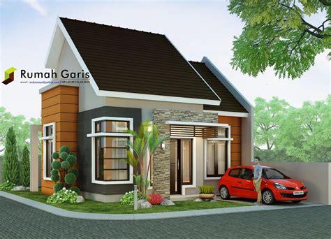 ide desain rumah minimalis luas tanah 60 meter