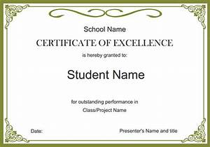 certificate of participation template ppt - 24 printable sample certificate templates sample templates