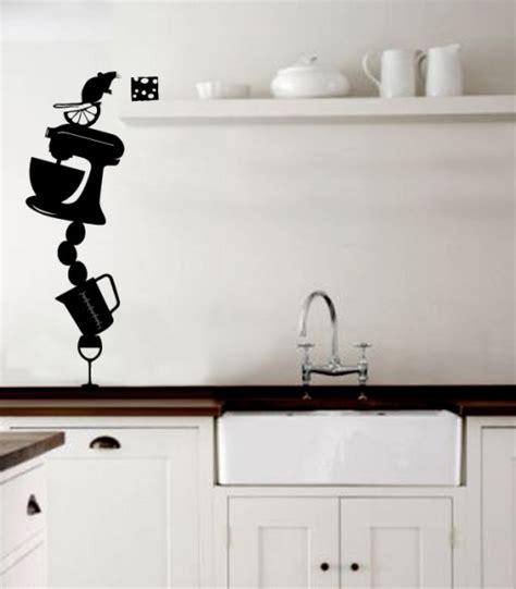 wall stickers for kitchen design wandtattoo 50 wandgestaltungsideen freshouse 8887