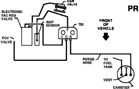 solved i need a vacuum diagram for a 1993 chevrolet s10 fixya