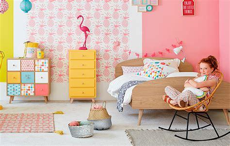 chambre fille maison du monde chambre enfant meubles décoration maisons du monde