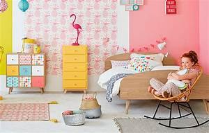 chambre enfant meubles decoration maisons du monde With tapis chambre bébé avec pot de fleur 80 litres