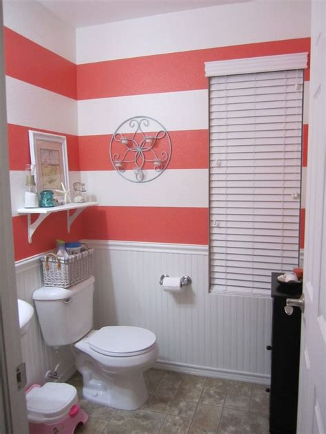 Coral Color Bathroom Decor by 1000 Images About Coral Bathroom Ideas On