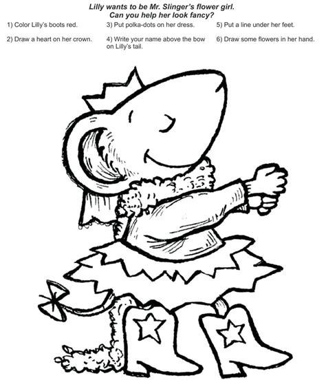 kevin henkes chrysanthemum coloring pages coloring pages kevin henkes chrysanthemum book