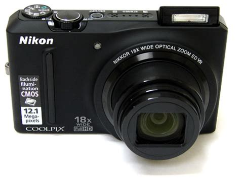 Nikon Coolpix S9100 Review  Trusted Reviews