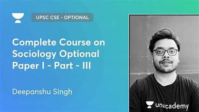 Course Unacademy Graph Complete Sociology Optional