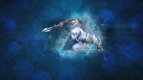 Shockblade Zed Wallpaper 1366x768 By Eltoomi On Deviantart
