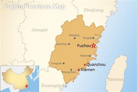 xiamen maps map  xiamen  nearby cities