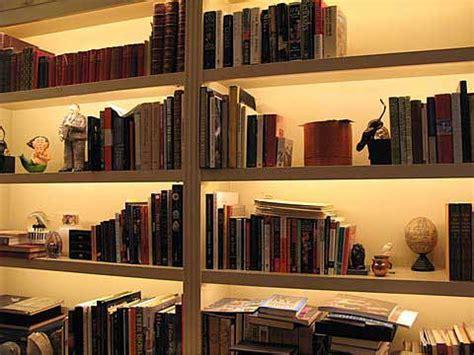 Bookcase Lighting Fixtures & Custom Low Voltage Cabinet Lights