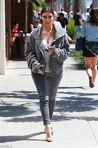 Kim Kardashianu0026#39;s designer hoodie costs $1300 | Daily Mail Online