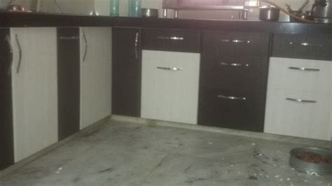 pvc kaka kitchen cabinet  rs  piece pvc kitchen