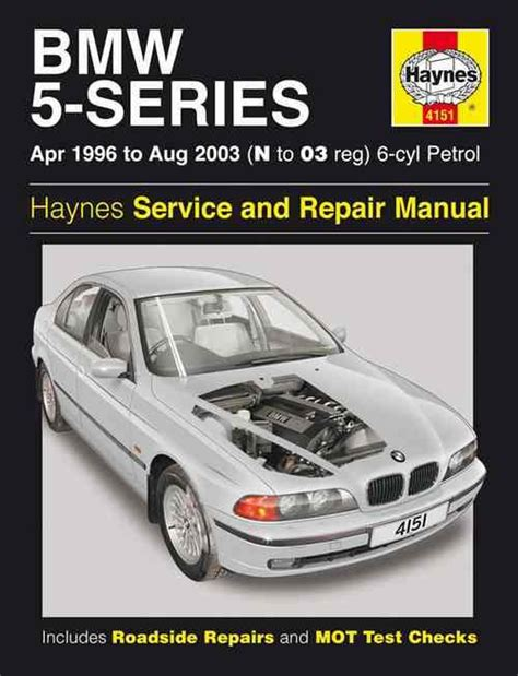 motor auto repair manual 2012 bmw 6 series instrument cluster bmw 5 series e39 6 cylinder petrol 1996 2003 haynes owners service repair manual