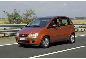 Fiat Idea Technische Daten