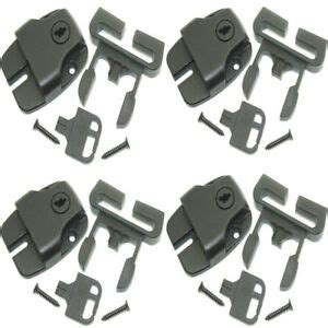 tub cover locks spa tub cover latch lock kit key acw latch