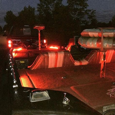 Bass Boat Led Deck Lights by Bass Boat Led Lighting Kits Rockwood Led Boat Deck Lighting