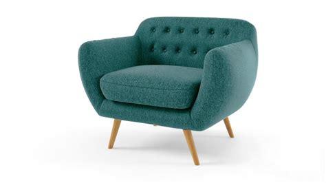fabrication canapé fauteuil vintage en tissu au design scandinave ondigy