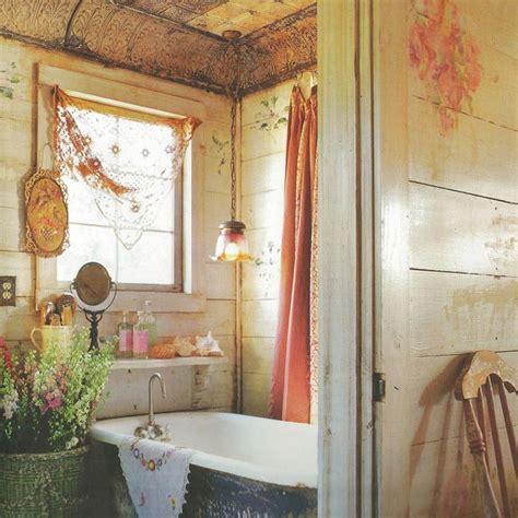 rustic bathroom decorating ideas window magnolias