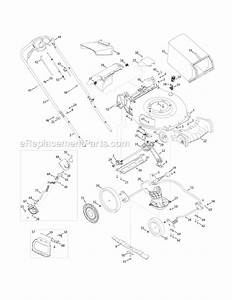 Troy-bilt Tb350xp Parts List And Diagram