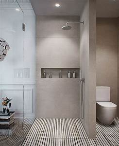 idee decoration salle de bain jolie salle de bain taupe With jolie salle de bain italienne