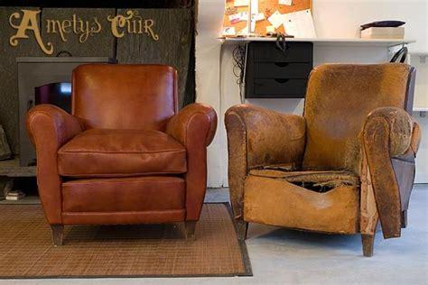 rénover un canapé en cuir recouvrir un canape en cuir galerie des idées de design