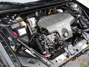 2001 Chevrolet Monte Carlo Engine 3 8 L V6 Ss