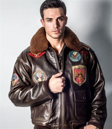 cuero gun range philip fusco official top gun jacket men s style