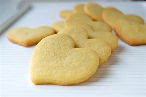 Schnelle Und Einfache Keksrezepte 2891 by Einfache Vanille Kekse Rezept Gutekueche At