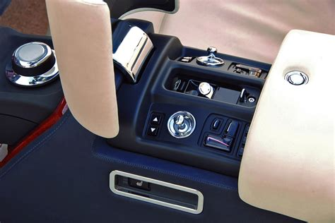 Photo Drophead Coupe Interieur