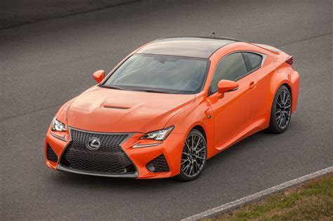 2015 Lexus RC F Price Details Released   The Official Blog