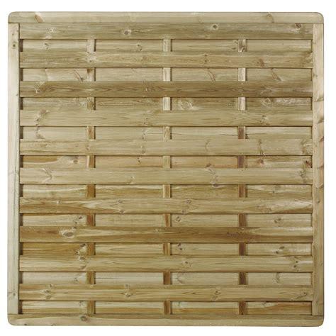 panneau bois occultant luxe l 180 cm x h 180 cm naturel