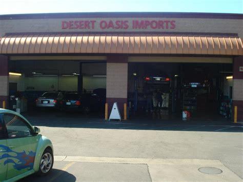 Bmw Repair By Desert Oasis European Auto Service & Repair