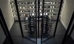 Cave À Vin Design : custom design wine cellar in mineral resin leuven 2016 ~ Voncanada.com Idées de Décoration