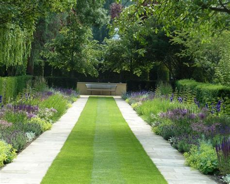 Formal Garden : Contemporary Formal Garden Design