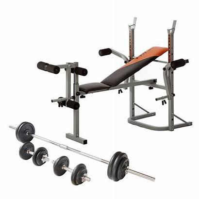 Bench Weight Folding Iron Cast 50kg Viavito