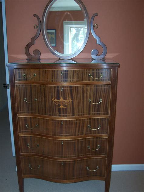 antique tiger oak dresser antique tiger oak dresser and vanity collectors weekly