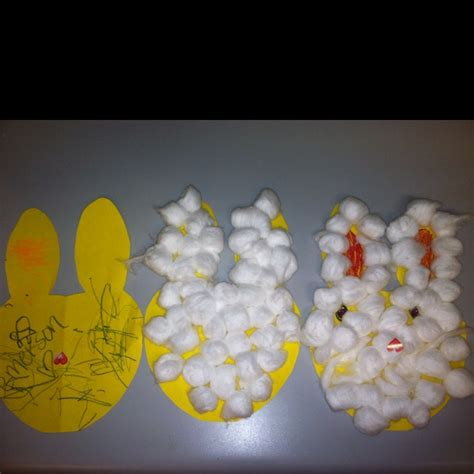 super easy easter craft      year olds
