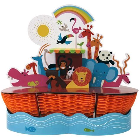 Noah S Ark Decorations - noah s ark centerpiece buy one for each of the tables