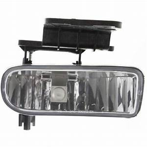 99 00 01 02 03 04 05 06 Gm Truck Suv Bumper Lamp Lens Cover