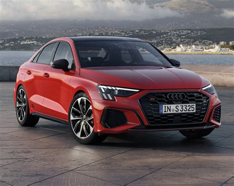 Audi S3 sedan (2021, Type 8Y, fourth generation) photos